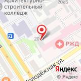Железнодорожная больница ст. Барнаул
