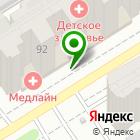 Местоположение компании Авиталь