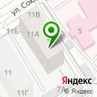Местоположение компании Подлепич и партнеры