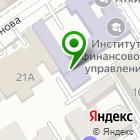 Местоположение компании Бизнес-колледж, МосАП, Московская академия предпринимательства при Правительстве Москвы