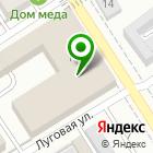 Местоположение компании Митринев, Зинов и партнеры