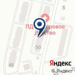 Компания Депстар на карте