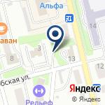 Компания Вечерний Новоалтайск на карте