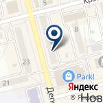 Компания Алтай-Старовер на карте