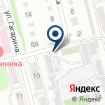 Компания Байт-сервис на карте