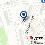 Компания Космос, ТСЖ на карте