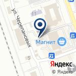 Компания Охрана Росгвардии по Алтайскому краю, ФГУП на карте