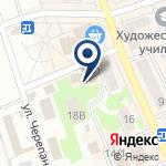 Компания Спутник на карте