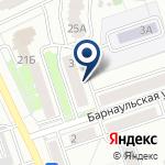 Компания Сибирь на карте