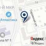 Компания Отражение на карте