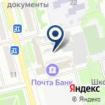 Компания Ростелеком, ПАО на карте