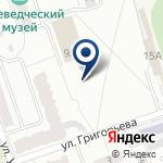 Компания Участковый пункт полиции ОВД по г. Новоалтайску на карте