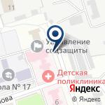 Компания Управление социальной защиты населения по г. Новоалтайску и Первомайскому району на карте