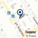 Компания Кировский на карте