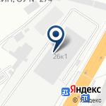Компания Комацу-Форклифт на карте