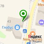 Местоположение компании Калинка Стиль