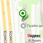 Местоположение компании Акселератор