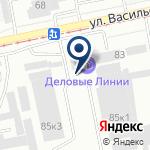 Компания Отдел судебных приставов Приобского района на карте