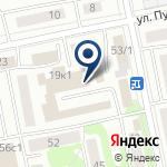 Компания МОТО на карте