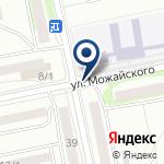 Компания Оптика-7, МУП на карте