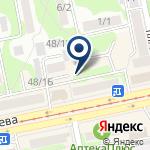 Компания Алтайкрайэнерго на карте