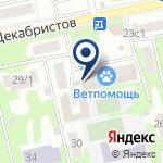 Компания Строительная компания Сибири на карте