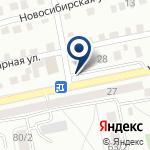 Компания CarService на карте