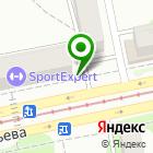 Местоположение компании SportExpert
