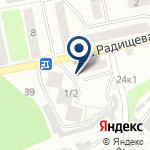 Компания РАДИЩЕВА-2, ТСЖ на карте