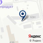 Компания БийскТехГаз на карте