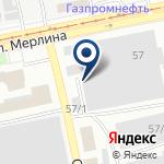 Компания Спецпроект на карте