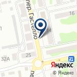 Компания Черемушки-2 на карте