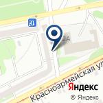 Компания Телекомсервис на карте