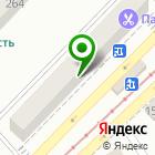 Местоположение компании ФОТОстиль