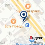 Компания Муза на карте