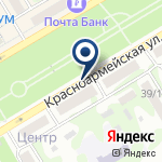 Компания КроШИК на карте