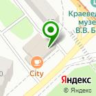 Местоположение компании Бизнес-контакт
