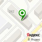 Местоположение компании Адвокатская контора №1