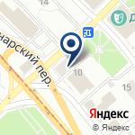 Компания Росбанк, ПАО на карте
