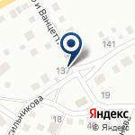 Компания Сороковой на карте