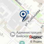 Компания Алтайвитамины, ЗАО на карте