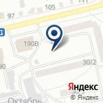 Компания Октябрь, ТСЖ на карте