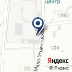 Компания Кузнечная мастерская на Малоугренёвской на карте
