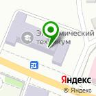 Местоположение компании Горно-Алтайский экономический техникум Респотребсоюза