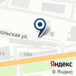 Компания Эйфер на карте