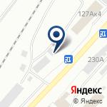 Компания Автоперевозки на карте