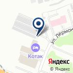 Компания Рабэк Трэйд Кемерово на карте