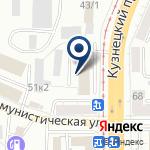 Компания Профи СТ на карте