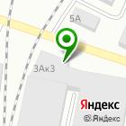 Местоположение компании АвтоВефиль