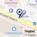 Компания Кемеровоторгтехника, ЗАО на карте